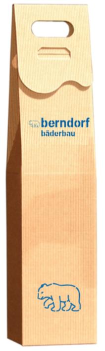 pudełka na wino z logo berndorf