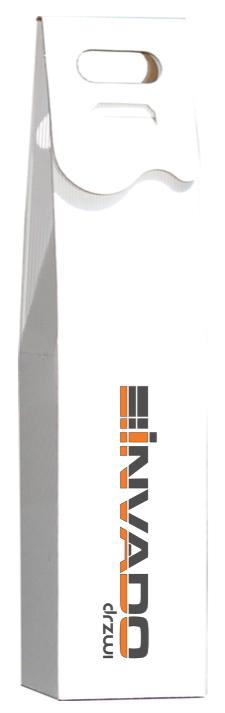 pudełka na wino z logo invado