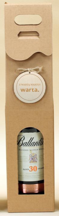 pudełka na wino z logo warta