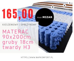 materac 90x200