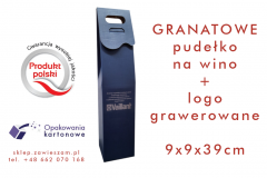 granatowe